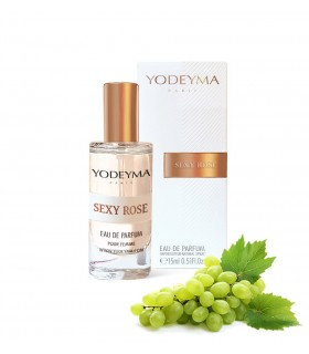 Yodeyma Sexy rose 15 ml EDP...
